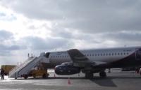 Следователи проводят проверку по факту ЧП с самолетом, у которого треснуло лобовое стекло
