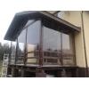 Защитные шторы для террас,   веранд,   беседок,   уличных кафе