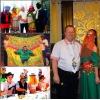 Крестины.    Детские праздники для взрослых тамада ведущий с дискотекой и баяном.