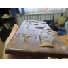 Оборудование по производству брусчатки с мрамовидной облицовкой
