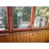 Ремонт деревянных балконных блоков