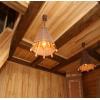 Потолочная рейка из сосны и ели,   тол.  13 мм * шир.  121 мм * дл.  6м,   сорта А,  АВ