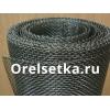 Рифленая канилированная сетка для грохота сталь 55-70
