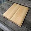 Вагонка штиль (лиственница)  ,  тол.  14мм*шир.  90,  110мм*дл.  3,  4м,   сорта Прима,  А,  АВ