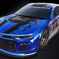 Chevy Camaro ZL1 1LE сразится в сезоне NASCAR 2020