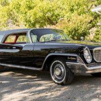 Chrysler New Yorker Wagon 1961 года выпуска
