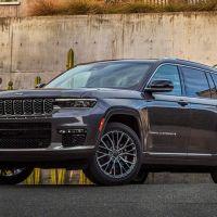 Когда появится новый двухрядный Jeep Grand Cherokee?