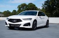 Acura TLX 2021 года