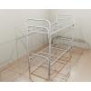 Качественные металлические кровати,   недорого