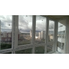 Балконные рамы ПВХ и алюминий