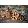 Колотые дрова для бани,  камина,  мангала
