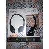 Продам Наушники с Микрофоном Cron CMH-100 новые
