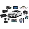 Устанавливаем дополнительное оборудование:   сигнализация,   парктроник,   ксенон,   автозвук и др