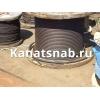 Канат 6х37 ГОСТ 3079 – 80 двойной свивки типа ТЛК-О конструкции