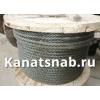 Канат ГОСТ 3079 – 80 двойной свивки типа ТЛК-О конструкции 6х37