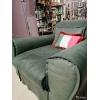 Кресло Housse Baxter + подушка Net Baxter,  Италия,  натуральная кожа