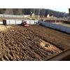 Услуги по вспашке земли минитрактором вспашка целины вспашка под газон