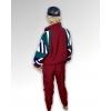 Винтажный костюм 90-х Saller красный новый на движ