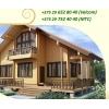 Строительство: Домов,  Срубов,  Летних Домиков,  Бань из профилированного бруса